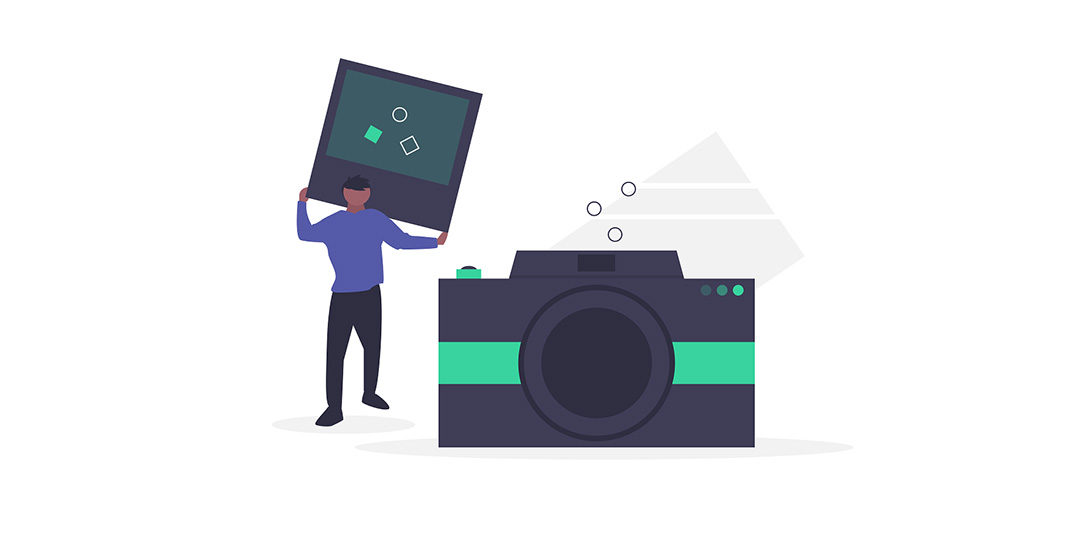 Your website photography